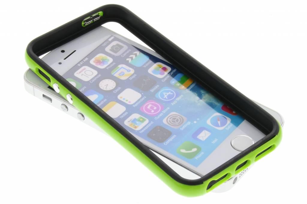 Groene bumper voor de iPhone 5 / 5s / SE
