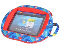 TabZoo Protective Tablet Beanbag 7-10 inch - Sonic
