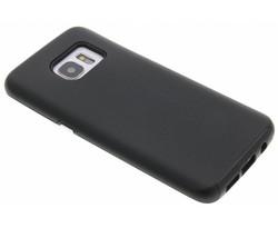 Zwart rugged case Samsung Galaxy S7 Edge