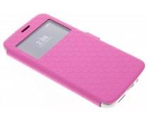 Roze Rhombus hoesje LG G5 (SE)