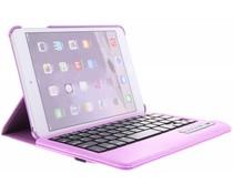 Draaibare tablethoes met toetsenbord iPad Mini / 2 / 3
