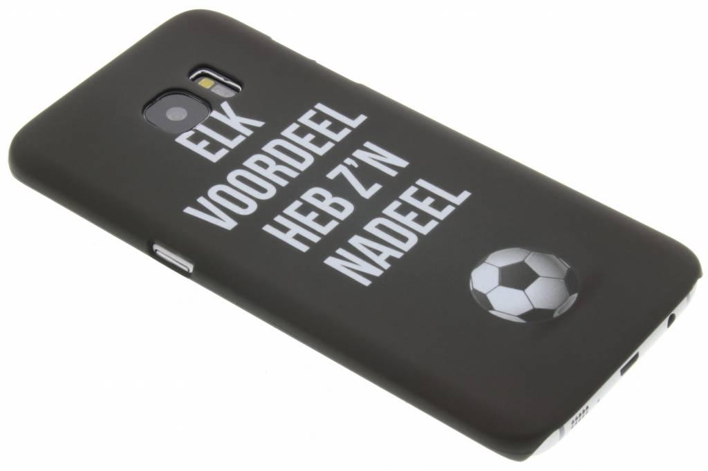 Elk voordeel hardcase hoesje voor de Samsung Galaxy S7 Edge