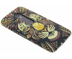 Aztec animal design hardcase hoesje LG G3