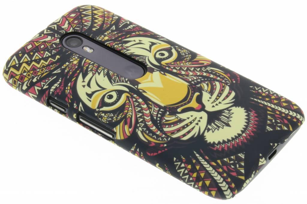 Tijger aztec animal design hardcase hoesje voor de LG G3