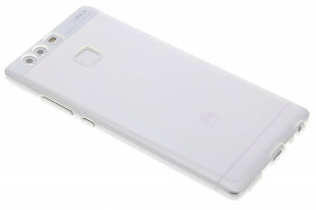 Ultra thin transparant TPU hoesje voor de Huawei P9