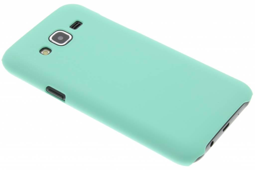 Mintgroen pastel hardcase hoesje voor de Samsung Galaxy J5