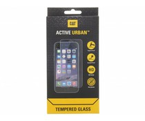 Cat Tempered Glass screenprotector iPhone 6(s) Plus
