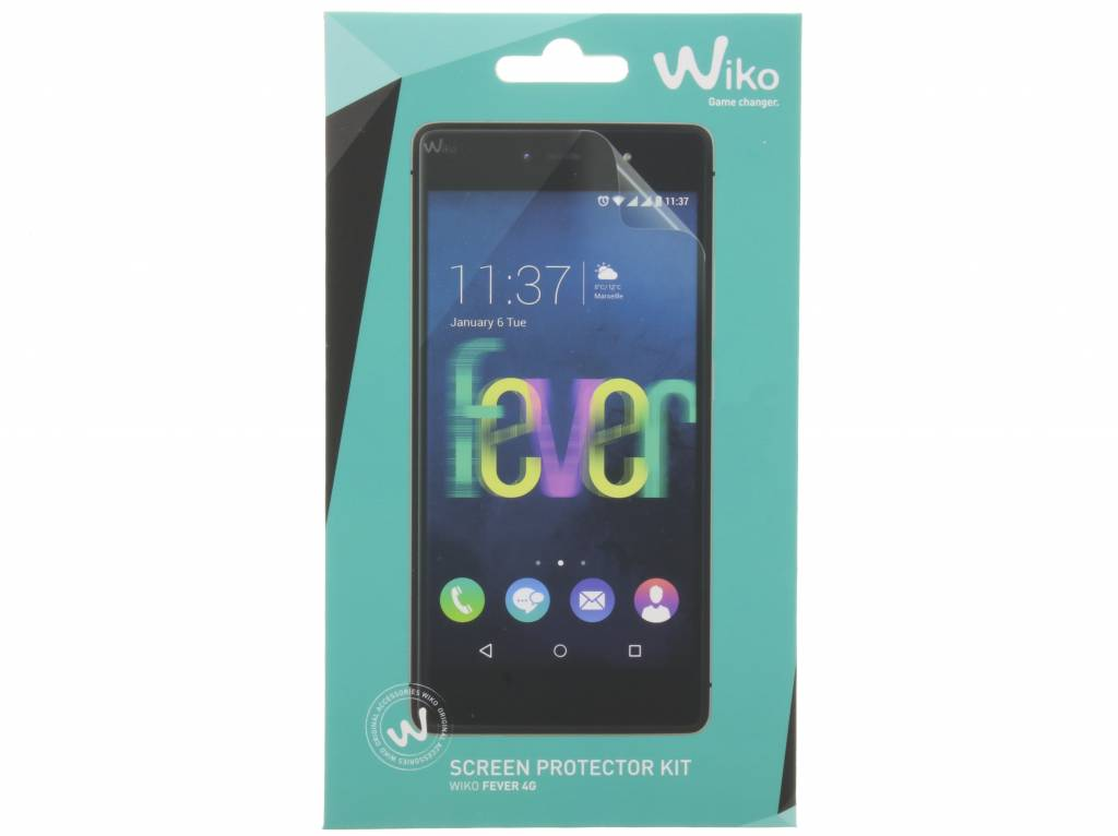 Wiko Screen Protector Kit Wiko Rainbow