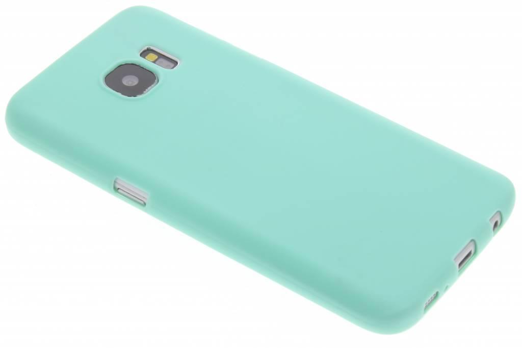 Mintgroen Color TPU hoesje voor de Samsung Galaxy S7
