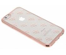 Guess Scarlett TPU Case iPhone 6 / 6s - Rosé goud