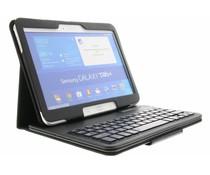 Booktype hoes met Bluetooth toetsenbord Tab 3 / 4 10.1