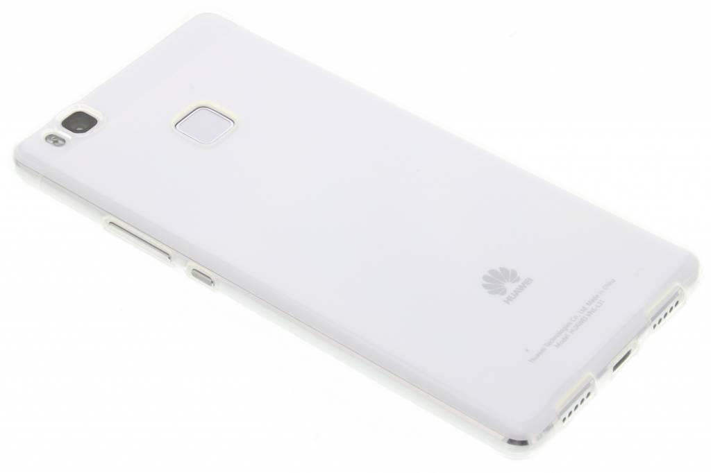 Ultra thin transparant TPU hoesje voor de Huawei P9 Lite