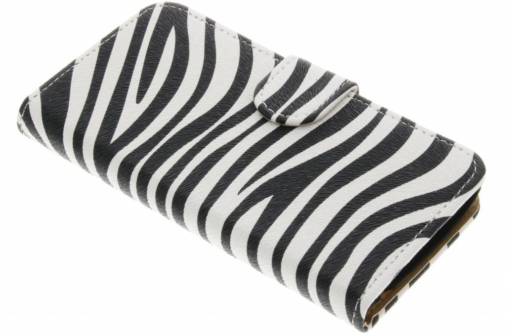 Zebra booktype hoes voor de LG K4