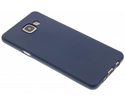 Donkerblauw Color TPU hoesje Samsung Galaxy A5 (2016)