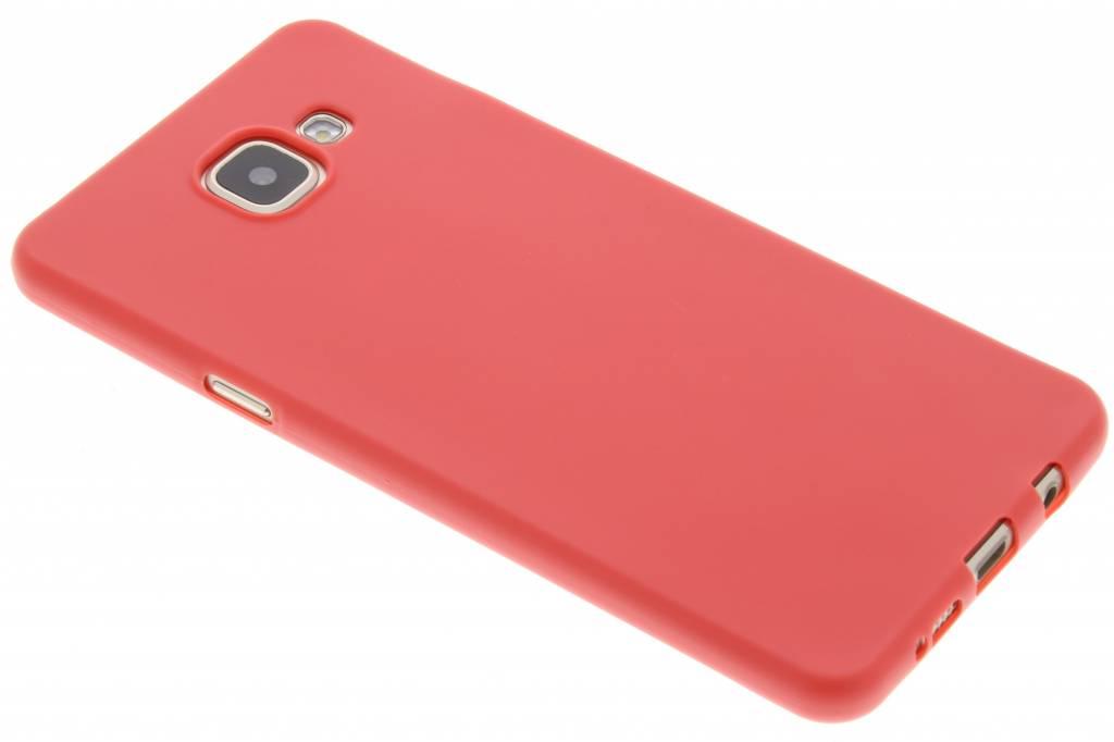 Rood Color TPU hoesje voor de Samsung Galaxy A5 (2016)