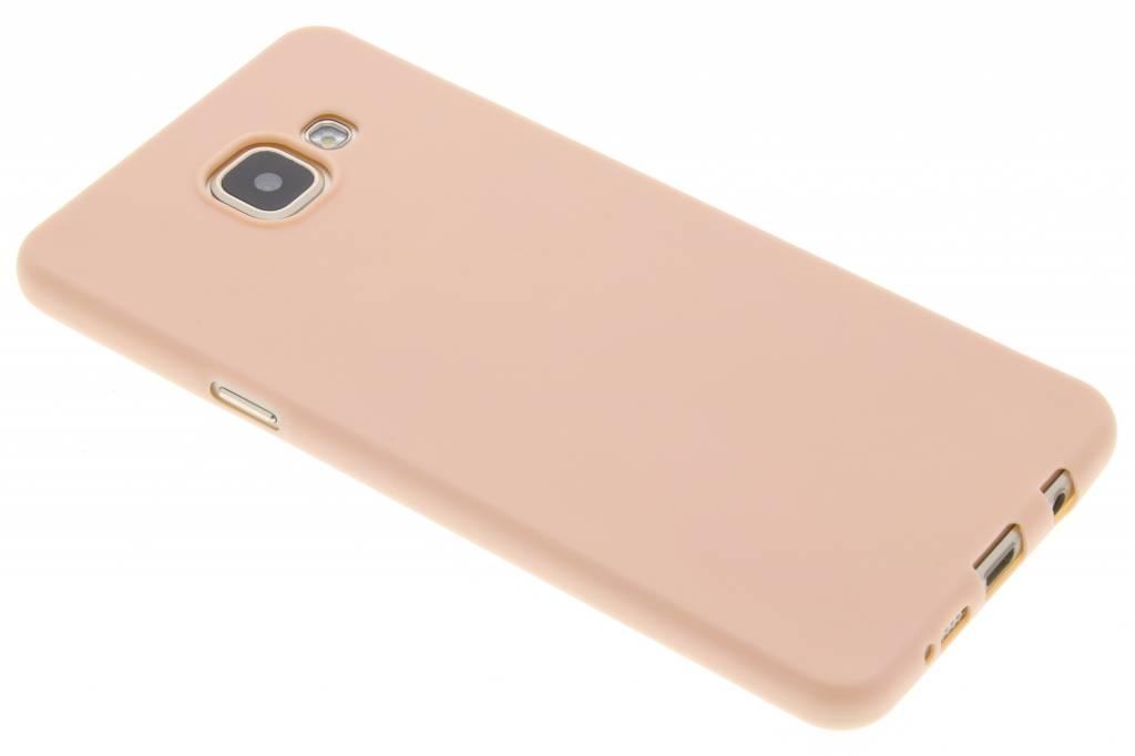 Poederroze Color TPU hoesje voor de Samsung Galaxy A5 (2016)