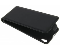 Mobiparts Premium Flipcase Sony Xperia XA - Zwart
