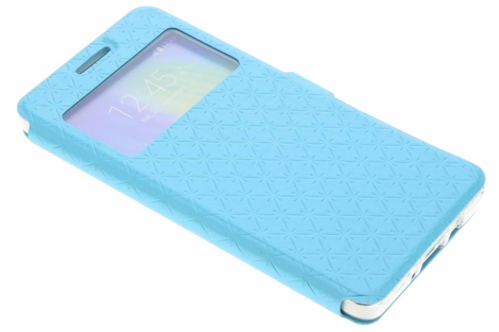 Blauw Rhombus hoesje voor de Samsung Galaxy A5
