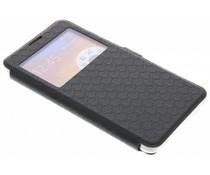 Zwart Rhombus hoesje Samsung Galaxy Note 3