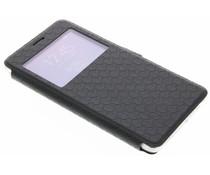 Zwart Rhombus hoesje Samsung Galaxy Note 4