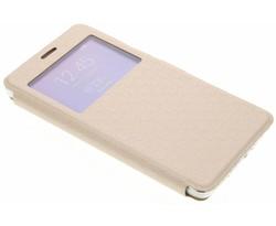 Goud Rhombus hoesje Samsung Galaxy Note 4