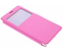 Roze Rhombus hoesje Samsung Galaxy Note 4