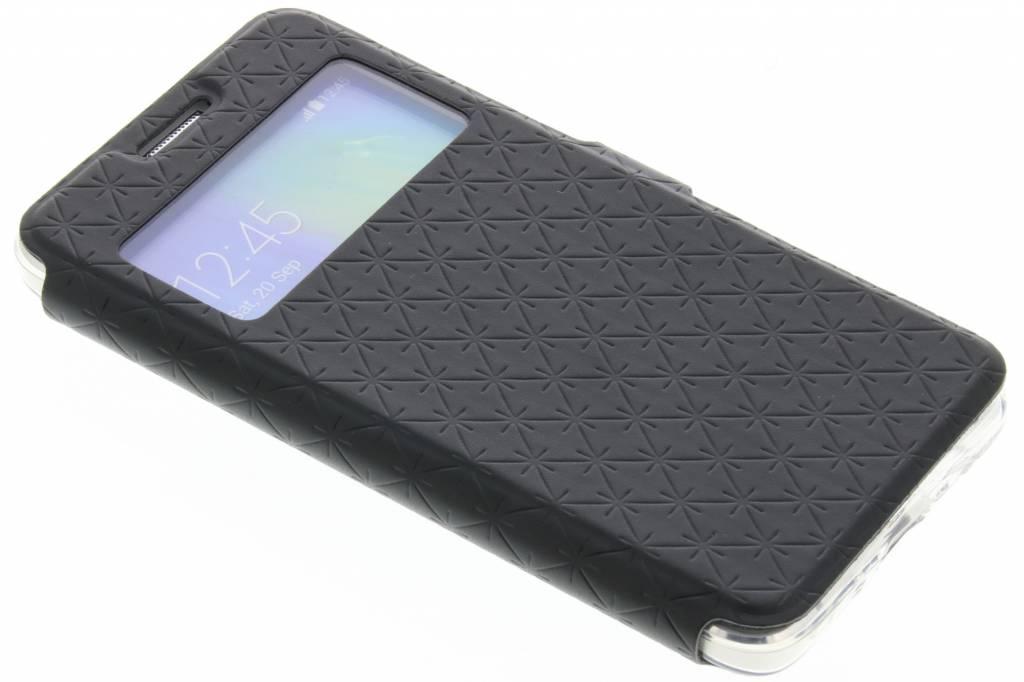 Zwart Rhombus hoesje voor de Samsung Galaxy A3