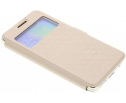 Goud Rhombus hoesje Samsung Galaxy A3