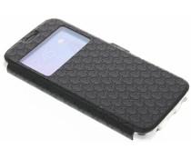 Zwart Rhombus hoesje Samsung Galaxy S6