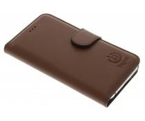 Bugatti Booklet Case Milano  iPhone 6 / 6s - Bruin