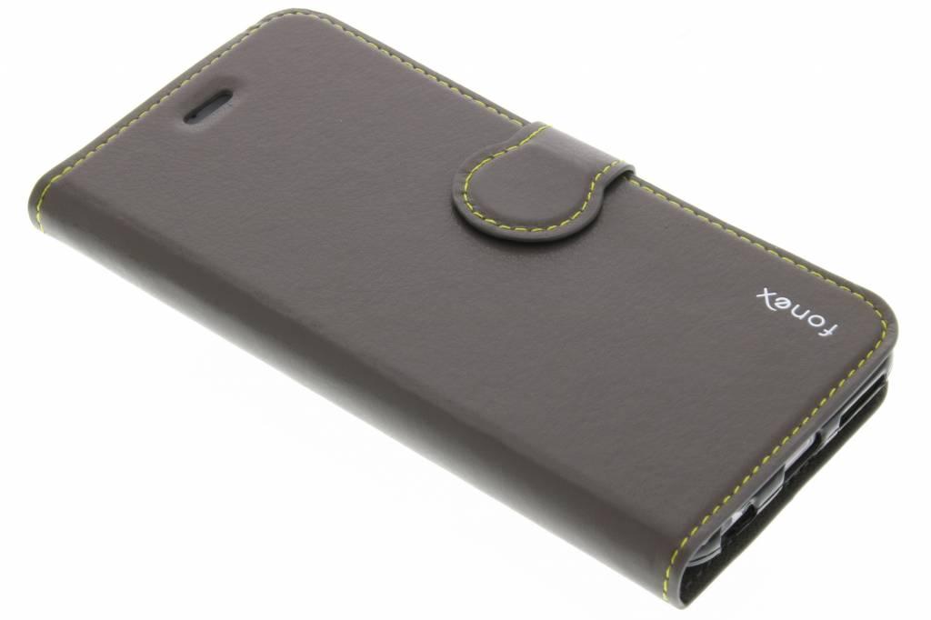 Fonex Identity Bookcase voor de iPhone 6 / 6s - Grijs