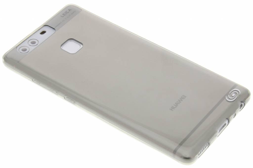 Fonex Invisible Ultra Thin Case voor de Huawei P9 - Grijs