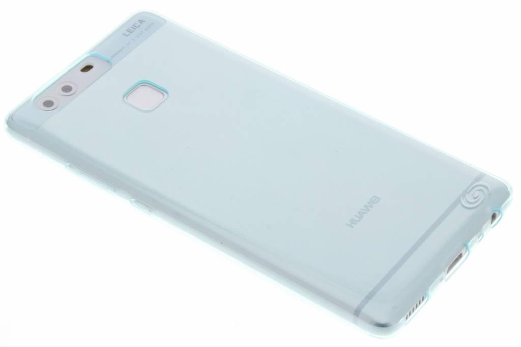 Fonex Invisible Ultra Thin Case voor de Huawei P9 - Blauw