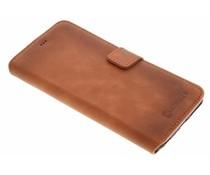 Barchello Wallet Case iPhone 6(s) Plus - Orange Brown