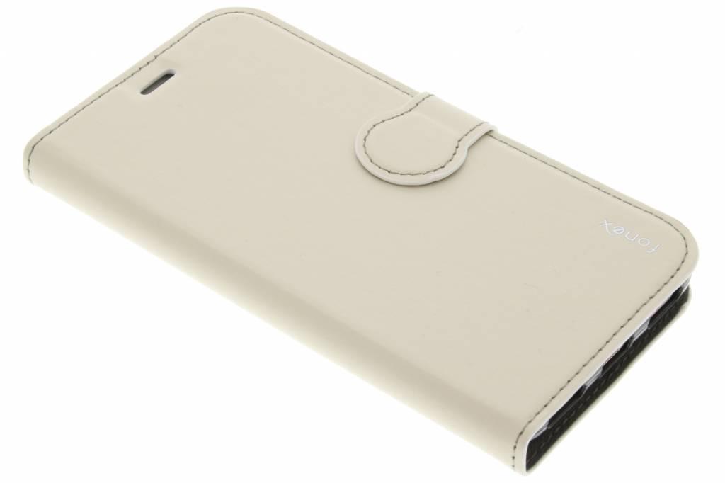 Fonex Identity Bookcase voor de Huawei Y6 - Wit