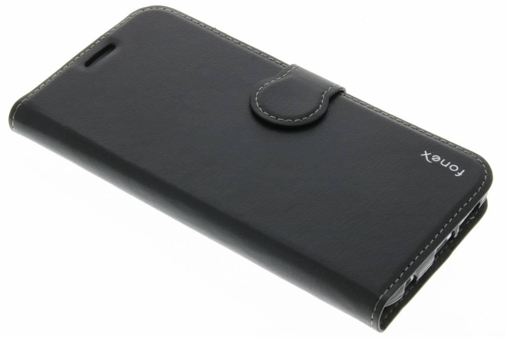 Fonex Identity Bookcase voor de Samsung Galaxy S6 - Zwart