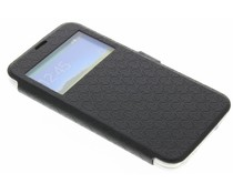 Zwart Rhombus hoesje Samsung Galaxy S5 (Plus) / Neo
