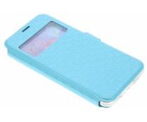 Blauw Rhombus hoesje Samsung Galaxy S5 Mini