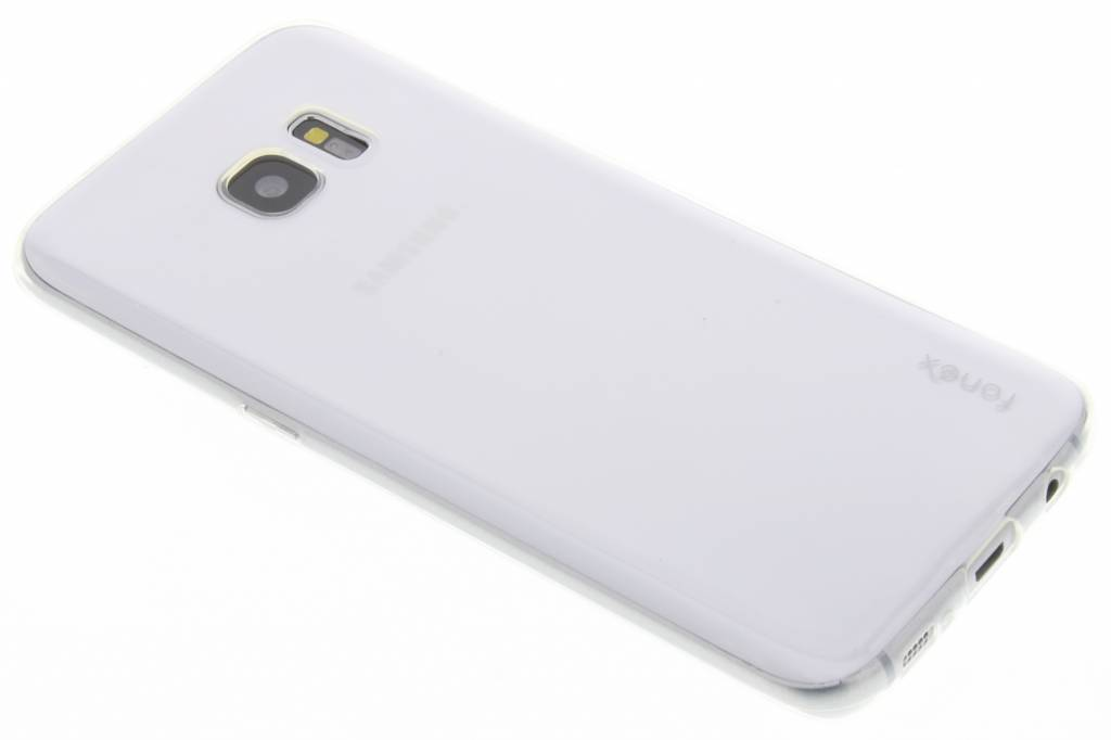 Fonex Invisible Ultra Thin Case voor Samsung Galaxy S7 Edge - Transparant