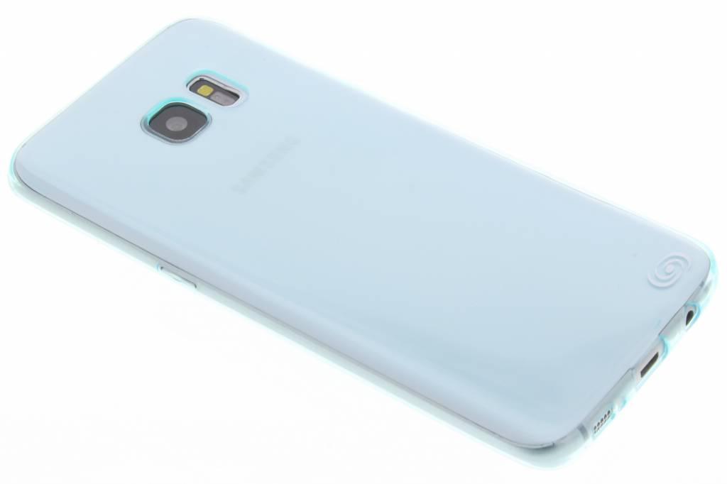Fonex Invisible Ultra Thin Case voor Samsung Galaxy S7 Edge - Blauw
