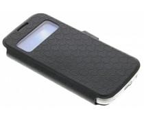 Zwart Rhombus hoesje Samsung Galaxy S4 Mini