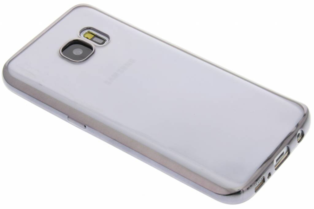 Fonex Sparkling Soft Case voor de Samsung Galaxy S7 - Zwart