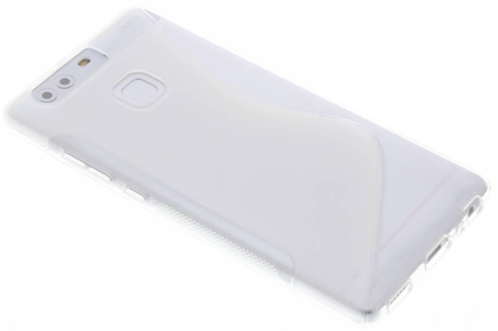 Transparant S-line TPU hoesje voor de Huawei P9