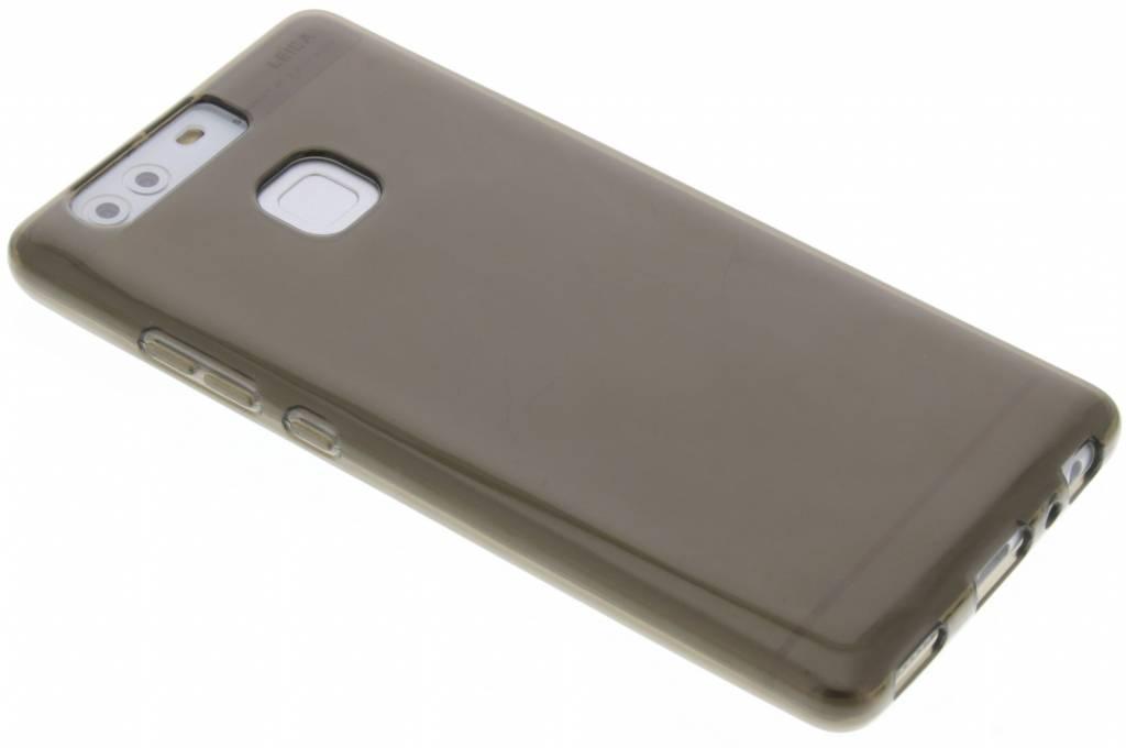 Grijze transparante gel case voor de Huawei P9