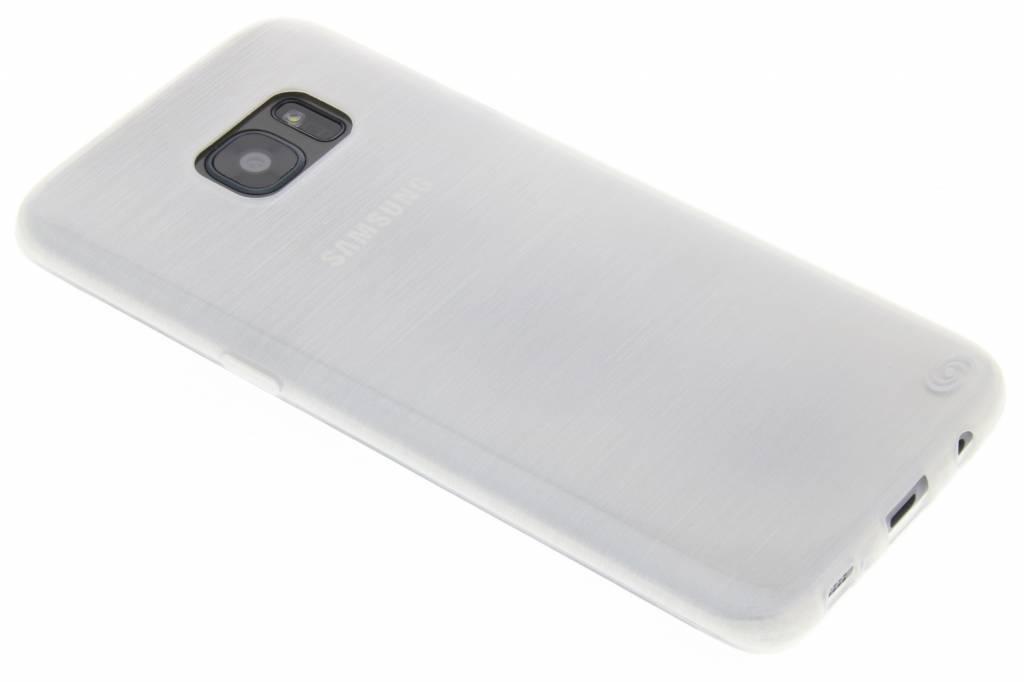 Fonex Perla TPU Case voor de Samsung Galaxy S7 Edge - Wit