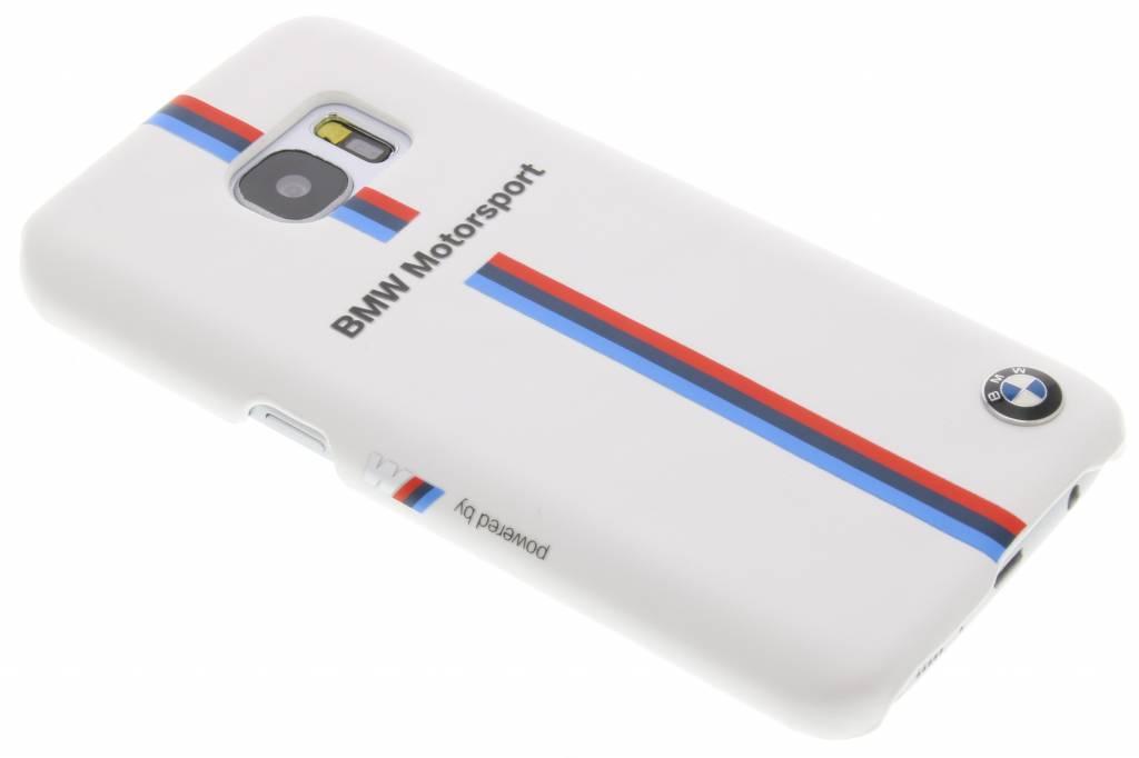 BMW Tricolor Hard Case voor de Samsung Galaxy S7