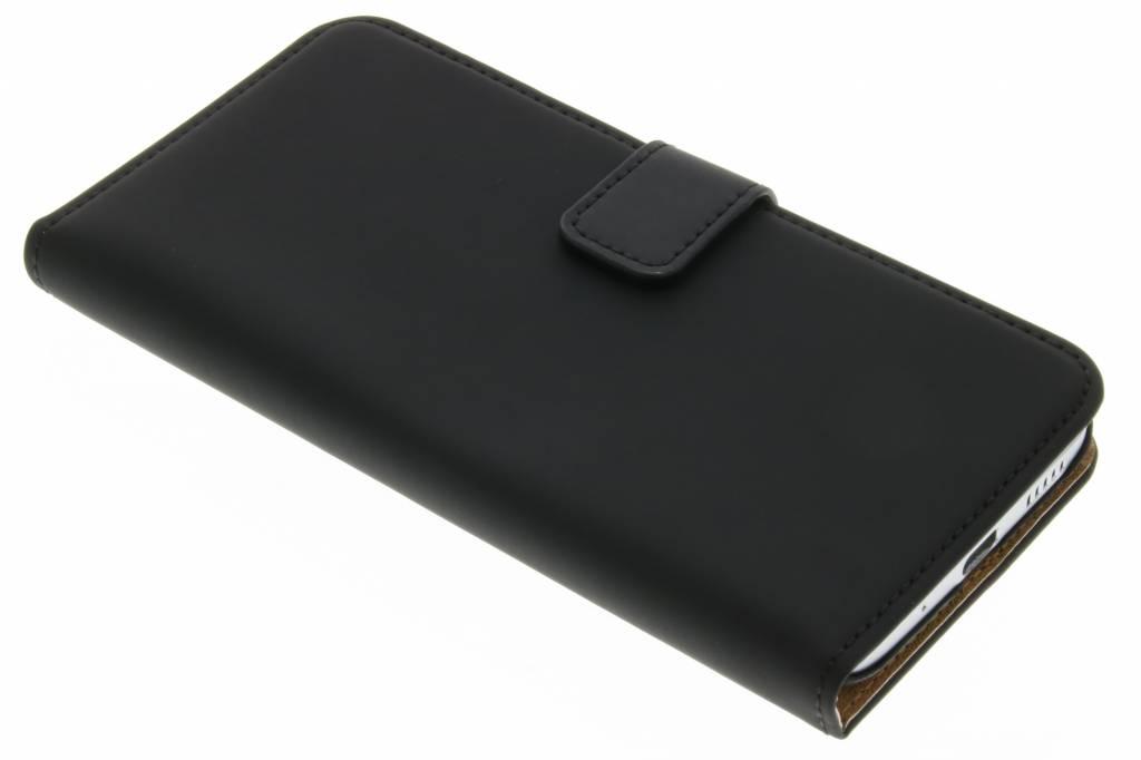 Conception Feuille Noir Tpu Booktype Pour Acer Liquide Z6 dS42L7