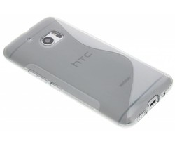 Grijs s-line TPU hoesje HTC 10