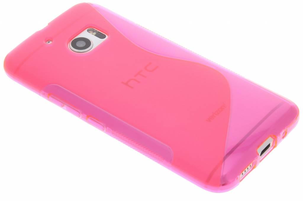Rosé s-line TPU hoesje voor de HTC 10