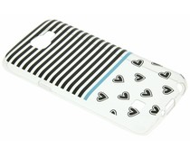Design TPU siliconen hoesje LG K4